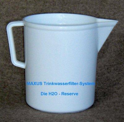 Kunststoff-Krug 5 Liter