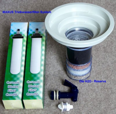 MAXUS CORE System Kerze